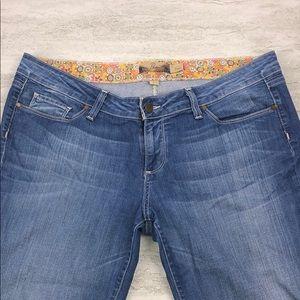 PAIGE Vince Jeans Size 31 Inseam 26